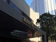 ヒルトンホテル東京