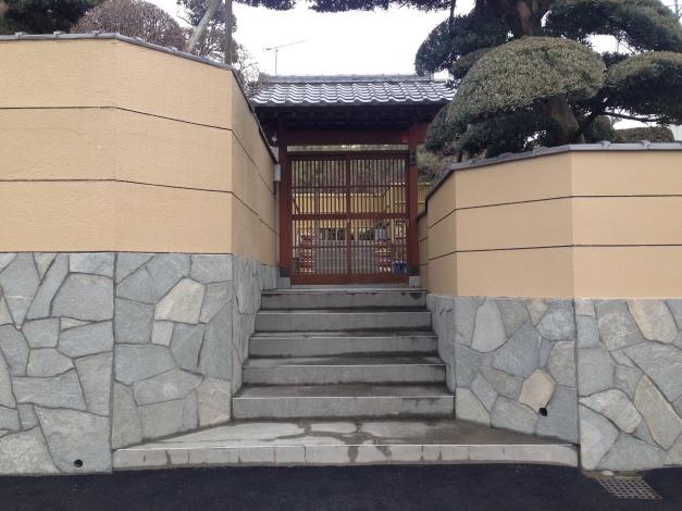 素敵な門周り完成!
